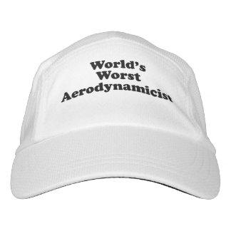 World's Worst Aerodynamicist Hat