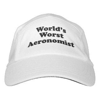 World's Worst Aeronomist Hat