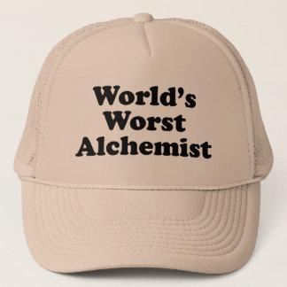 World's Worst Alchemist Trucker Hat