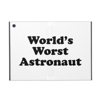 World's Worst Astronaut Cover For iPad Mini