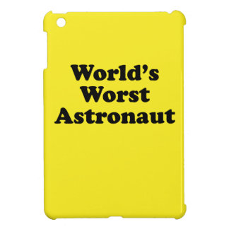 World's Worst Astronaut Case For The iPad Mini