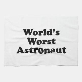 World's Worst Astronaut Kitchen Towels