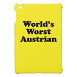 World's Worst Austrian iPad Mini Covers