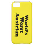 World's Worst Austrian iPhone 5C Cases
