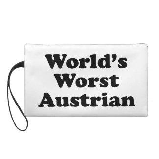 World's Worst Austrian Wristlets