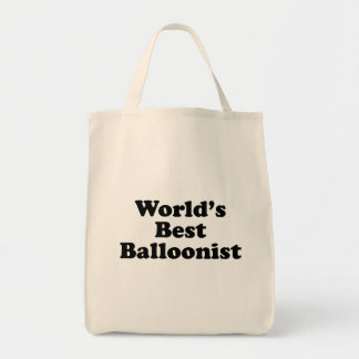 World's Worst Balloonist Tote Bag