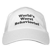 World's Worst Behaviorist Hat