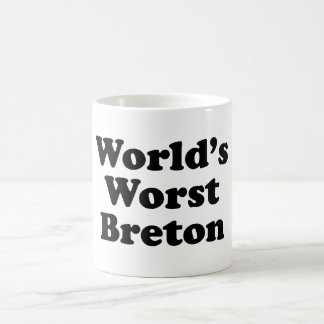 World's Worst Breton Coffee Mug