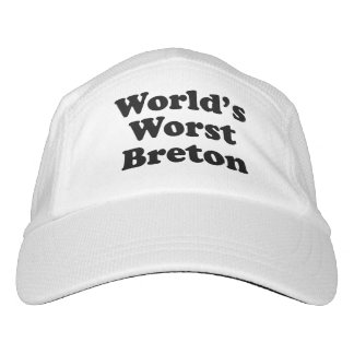 World's Worst Breton Headsweats Hat
