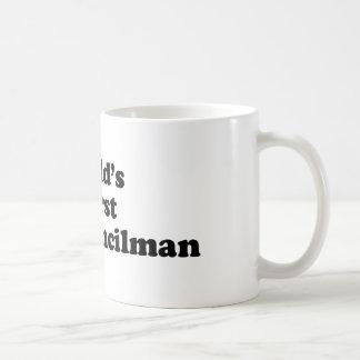 World's Worst City Councilman Coffee Mug