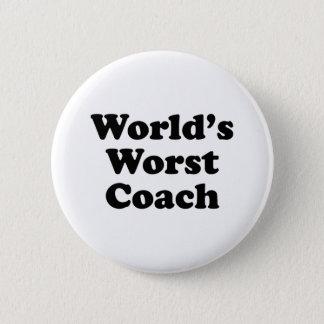 World's Worst Coach Button