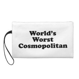 World's Worst Cosmopolitan Wristlet