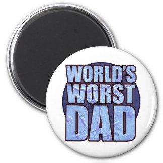 World's Worst Dad magnet