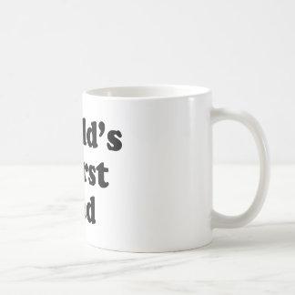 World's Worst Dad Coffee Mug
