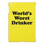 World's Worst Drinker Case For The iPad Mini
