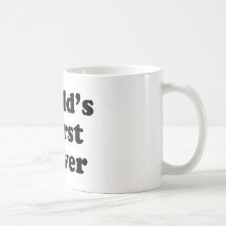 World's Worst Driver Coffee Mug