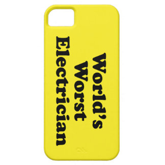 World's Worst Electrician iPhone SE/5/5s Case