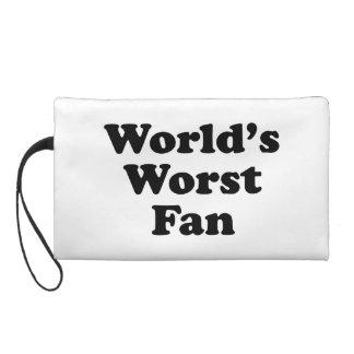 World's Worst Fan Wristlet