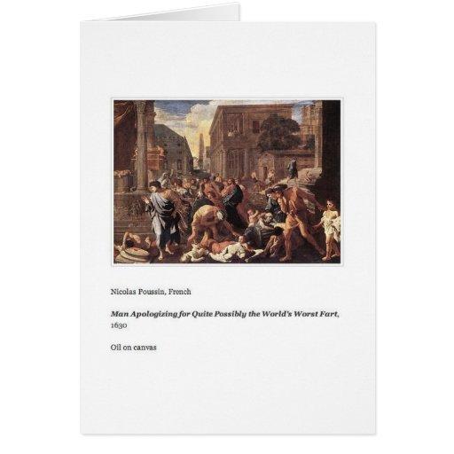 WORLD'S WORST FART BIRTHDAY CARD