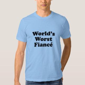 World's Worst Fiance T-Shirt