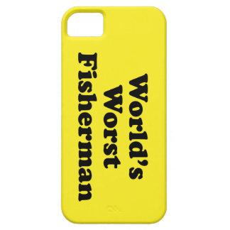 World's Worst Fisherman iPhone SE/5/5s Case