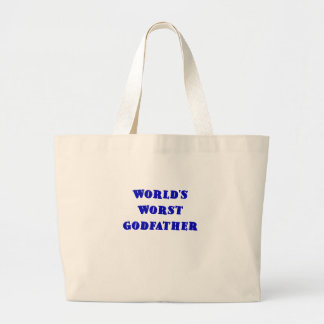 Worlds Worst Godfather Bags