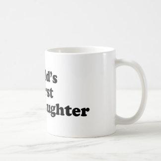 World's Worst Granddaugher Coffee Mug