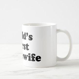 World's Worst Housewife Coffee Mug