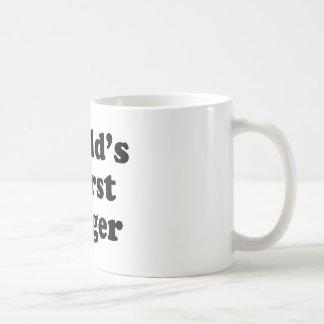World's Worst Jogger Coffee Mug