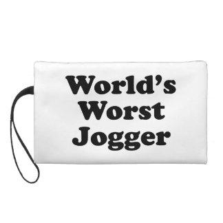 World's Worst Jogger Wristlet