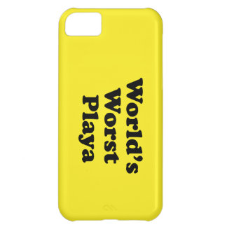 World's Worst Playa Case For iPhone 5C