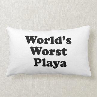 World's Worst Playa Pillow