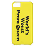 World's Worst Prom Queen Cover For iPhone 5C