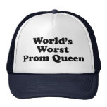 World's Worst Prom Queen Mesh Hat