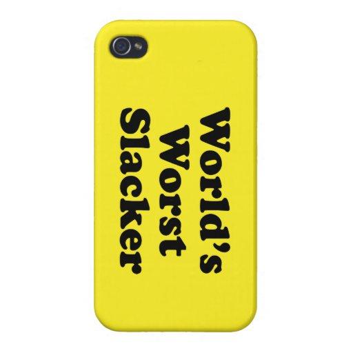 World's Worst Slacker Cases For iPhone 4