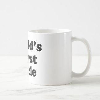 world's worst uncle coffee mug