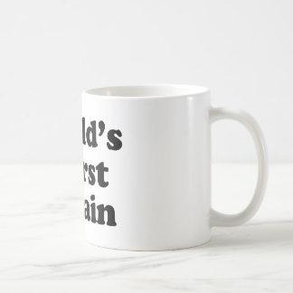 World's Worst Villain Coffee Mug