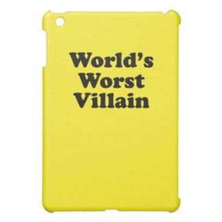World's Worst Villain Case For The iPad Mini