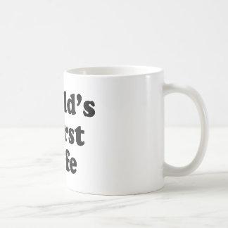 World's Worst Wife Classic White Coffee Mug