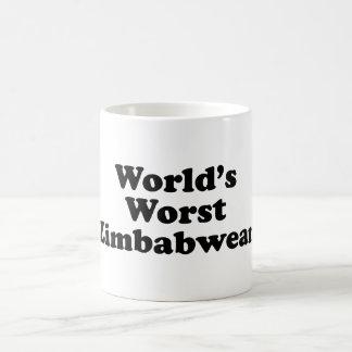 World's Worst Zimbabwean Coffee Mug