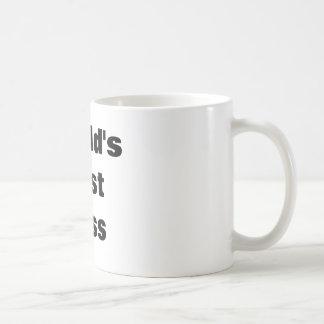 World'sBestBoss Coffee Mug