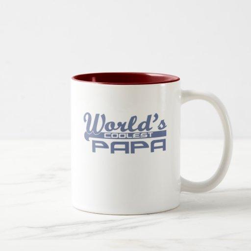 worldscoolestpapa coffee mug