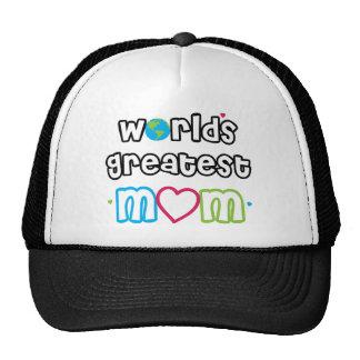 WorldsGreatestMom Gorros