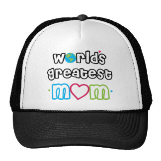 WorldsGreatestMom Trucker Hat