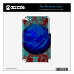 WorldTwo iPod Touch 4G Decal