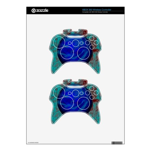 WorldTwo Xbox 360 Controller Decal