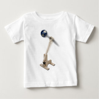 WorldWarWoodenCatapult041412.png Baby T-Shirt