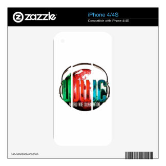 worldwide collaboration products iPhone 4 skins