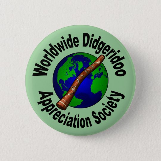 Worldwide Didgeridoo Appreciation Society Button