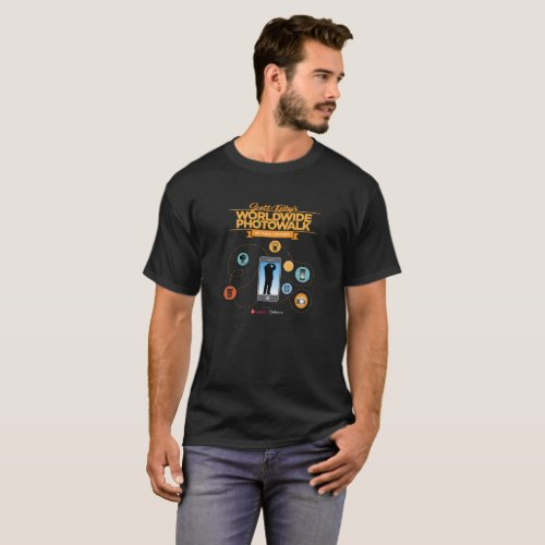 Worldwide Photowalk 2017 T_Shirt _ Dark Colors